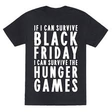 active black friday black friday hunger games tshirt human