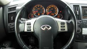 2007 infiniti fx35 overview of the interior youtube