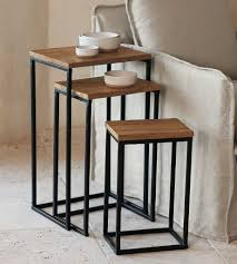pottery barn nesting tables nesting tables pottery barn table designs