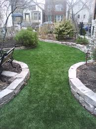 artificial grass for residential lawns chicago dream grass