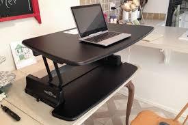 sit and stand desk platform brilliant standing desk platform in the best desks reviews by