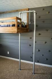 Make Your Own Wooden Loft Bed by How To Build A Loft Bed Frame Keeklamp Diy Loft Bedframe