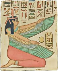 17 best tattoo egyptian goddess ma u0027at images on pinterest