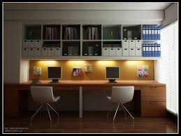 Modern Contemporary Home Office Desk Home Office Interior Design Ideas Simple Decor Home Office Design