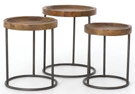 four hands hughes tristan nesting tables cimp 6j bp
