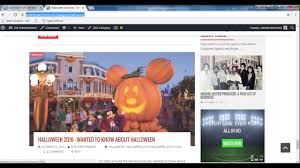 Halloween Usa Website Wordpress Seo Urdu Hindi Tutorial Youtube