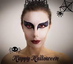 Halloween Black Swan Makeup Black Swan Makeup