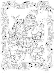 169 coloring pages print christmas images