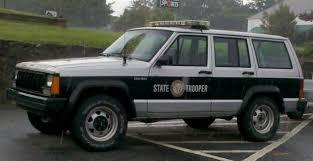 undercover police jeep npca north carolina division