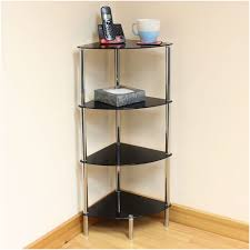 Espresso Corner Bookcase Modern Corner Bookcase Uk Accessories Inspiring Corner Shelves
