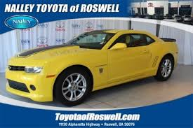 camaro transformers edition for sale chevrolet camaro transformers edition for sale used cars on