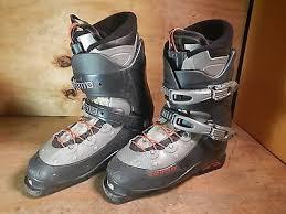 used s ski boots size 9 used salomon verse 550 ski boots s size 9 27 27 5 mondo