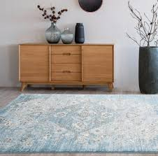 Indoor Outdoor Rugs Amazon by Amazon Com 4620 Distressed Blue 5 U00272x7 U00272 Area Rug Carpet Large New