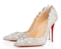 chaussures pour mariage 10 chaussures à paillettes pour faire pétiller ma tenue de mariée