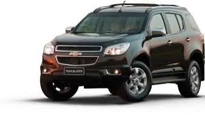 chevrolet trailblazer 2015 new chevrolet trailblazer suv 2015 launched in india first look