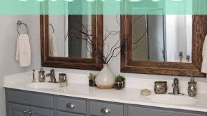 Bathroom Cabinet Ideas Pinterest Fascinating Best 25 Painting Bathroom Cabinets Ideas On Pinterest