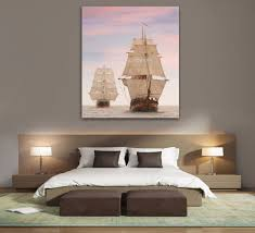 popular sailboat canvas art buy cheap sailboat canvas art lots wall pictures for living room sailboat canvas art posters and hd prints home decoration canvas painting