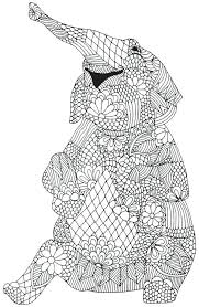 free art therapy intricate design coloring pages adults mandalas