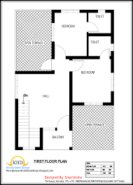 Home Design 30 X 60 X 60 Square Feet House Plans