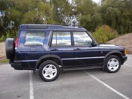 land rover one land rover discovery 2 td5 millennium edition 7 seats automatic