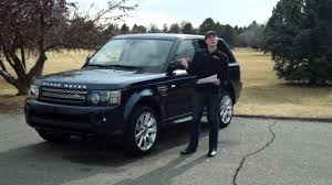 range rover sport real update 2012 and 2013 range rover sport comparison review