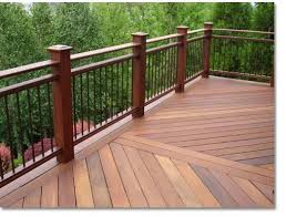 deck railing ideas diy deck railing ideas for more safe and
