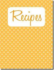 68 best recipe binder ideas images on pinterest free