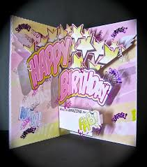 birthday comic style pop up cup392902 1532 craftsuprint