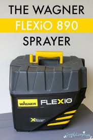 wagner flexio 890 sprayer review u0026 bathroom before and after