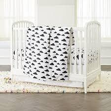 Cloud Crib Bedding Cloud Crib Bedding Crate And Barrel