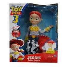 toy story jessie the talking cowgirl toys