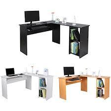 bureaux pour ordinateur bureau informatique avec tablette coulissante pour clavier meuble