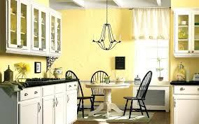 wall color ideas for kitchen with dark cabinets paint and