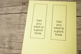 the good dinosaur free printables teachable mommy make an owl bookmark free printable