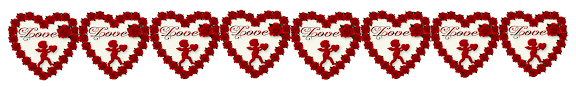 valentines day hearts border decor png picture gallery
