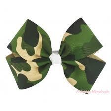 camouflage ribbon ribbon bow