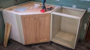 how to make corner cabinet how i made a kitchen corner cabinet newair g73 review