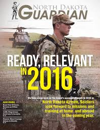 nd guardian feb 2016 by n d national guard issuu