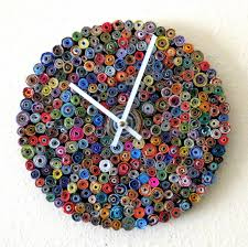 12 impressive diy wall clock to look what time is it
