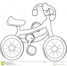 bicycle coloring pages eson me