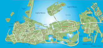 Map Of The Florida Keys by Tourist Info
