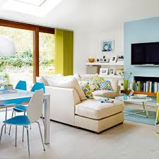 White Sofas In Living Rooms Living Room White Sofa And Blue White Chair Yellow Curtains
