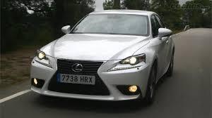 lexus toyota 2015 precio pruebas lexus is 2013 noticias coches net