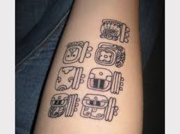 30 perfect mayan tattoos slodive
