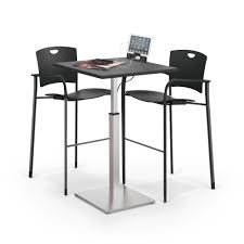 Lifetime Bistro Table Bistro Height Adjustable Table Mooreco Education Greenguard