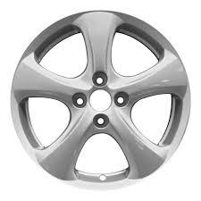 hyundai accent 2001 tire size hyundai accent 2008 16 oem wheel