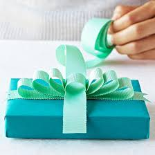 christmas present bows bows