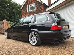 2003 bmw 320i touring manual with m5 alloys 2 2l 6 cylinder drift