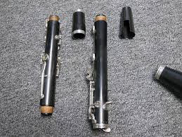 Buffet B12 Student Clarinet by Buffet Crampon Paris B12 Student Bb Clarinet W Case 680297 Reverb
