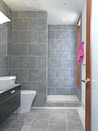 tiled bathroom ideas pictures large tiles in small bathroom large white subway tile beveled white